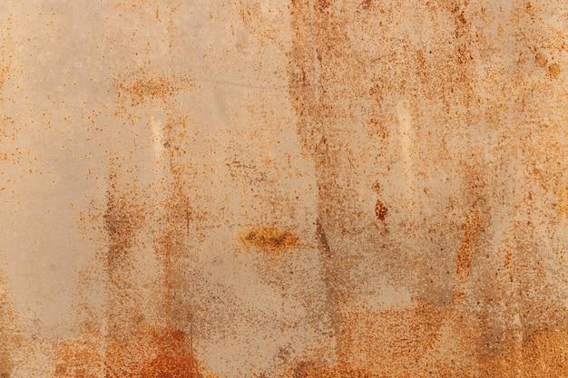 Metaal roestige achtergrond, metaal grunge textuur