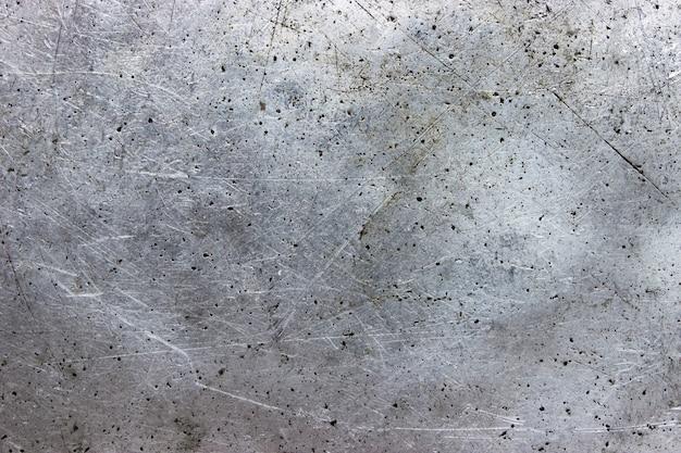 Metaalachtergrond, lichte textuur van ijzerpatroon