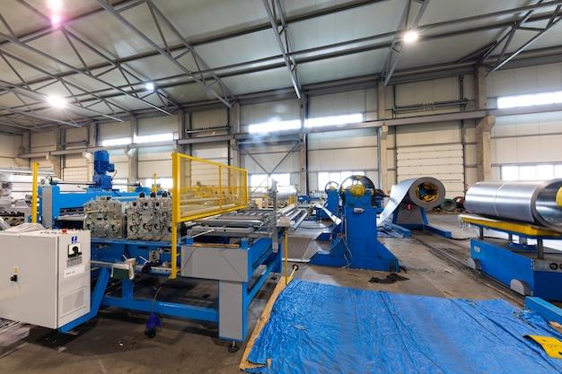 Metaalverwerkende industrie, bedrijfsbeheer met behulp van moderne technologieën