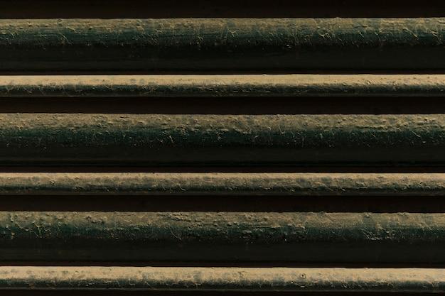 Metalen blinde textuur