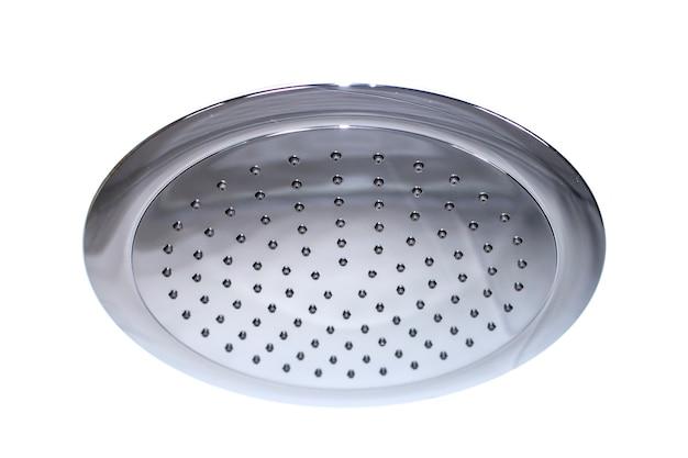 Metalen douchekoppen douche regen massage bad uitrusting badkamer en douche tool