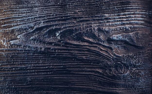 Metalen houtstructuur achtergrond. twee verschillende materialen composiet concept