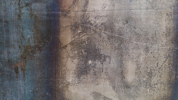 Metalen roestige textuur