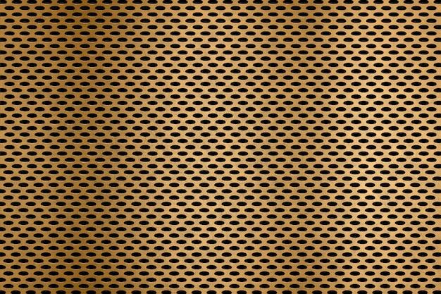 Metalen scherm of metalen rooster achtergrond