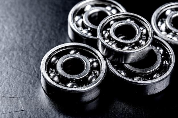 Metalen tandwielen