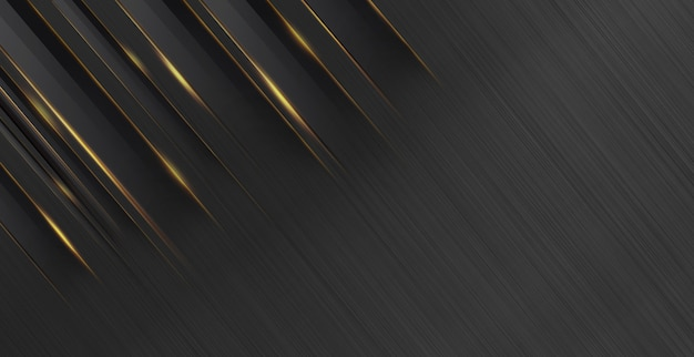 Metalen textuur met gouden abstracte achtergrond