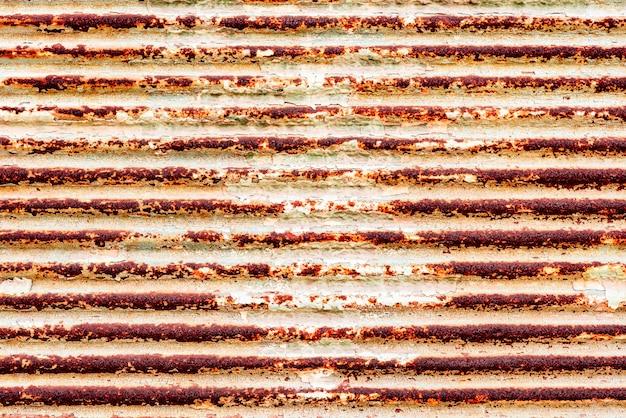 Metalen textuur met krassen en scheuren die kunnen worden gebruikt als achtergrond