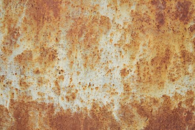 Metalen textuur met roest achtergrond