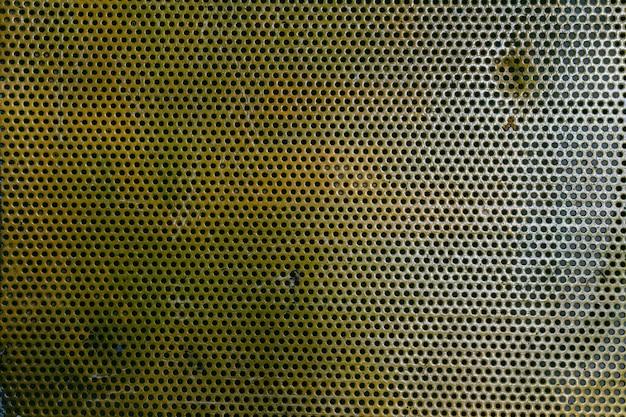 Metalen textuur vintage