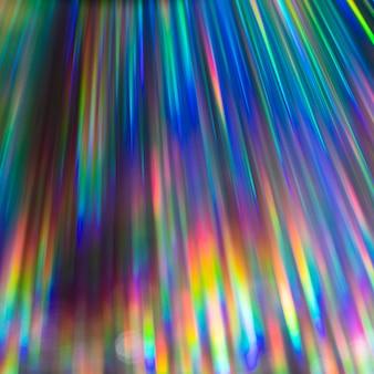 Metallic holografische achtergrond