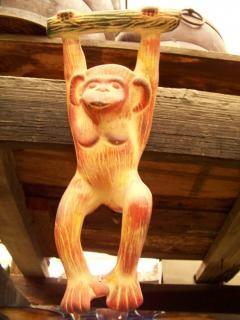 Mexicaanse ambachtelijke aap