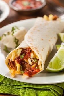 Mexicaanse tortilla wrap