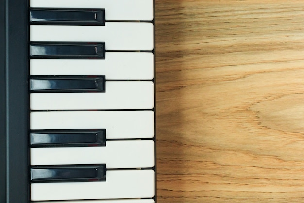 Midi-controller sound synthesizers-apparaat voor muziek-edm-producent.