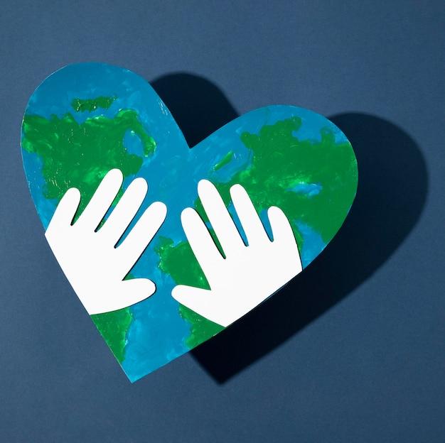 Milieu onderwijs dag concept