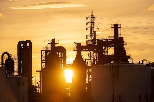 Milieuvervuiling en industrie exterieur