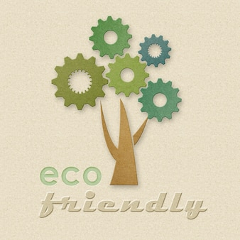 Milieuvriendelijk productie- en milieubehoudconcept