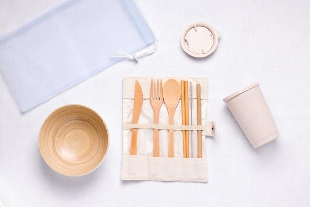 Milieuvriendelijke keukenapparatuur van hout