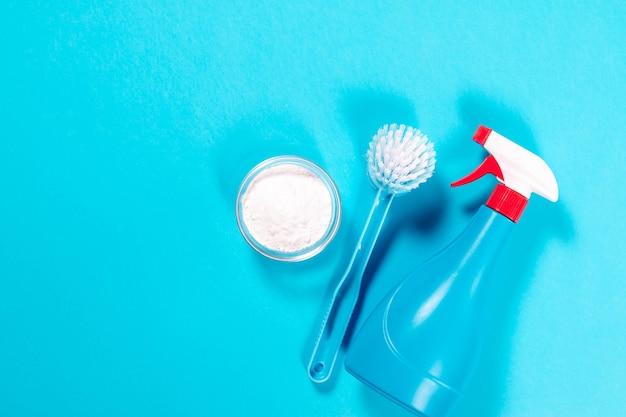 Milieuvriendelijke natuurlijke reinigingsmiddelen schoonmaakproducten