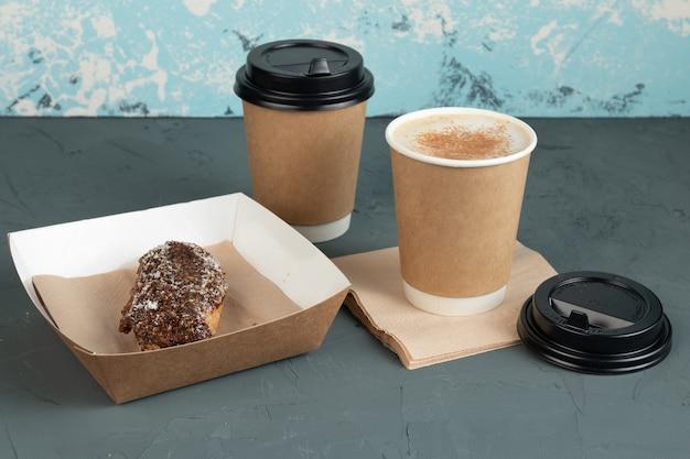 Milieuvriendelijke verpakkingen voor eten, drinken en bezorging