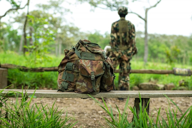 Militaire rugzak