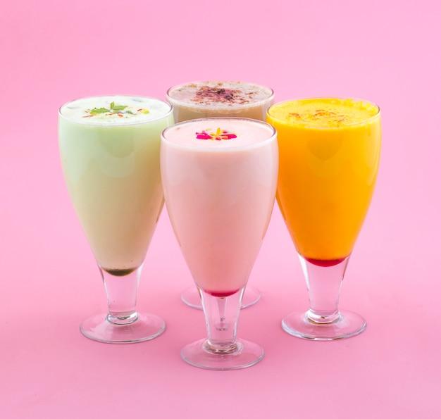 Milk shake drink