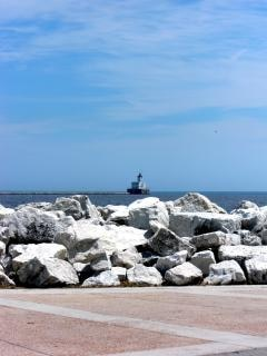 Milwaukee harborfront, milwaukee