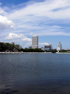 Milwaukee harborfront, wisconsin