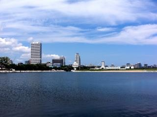 Milwaukee harborfront