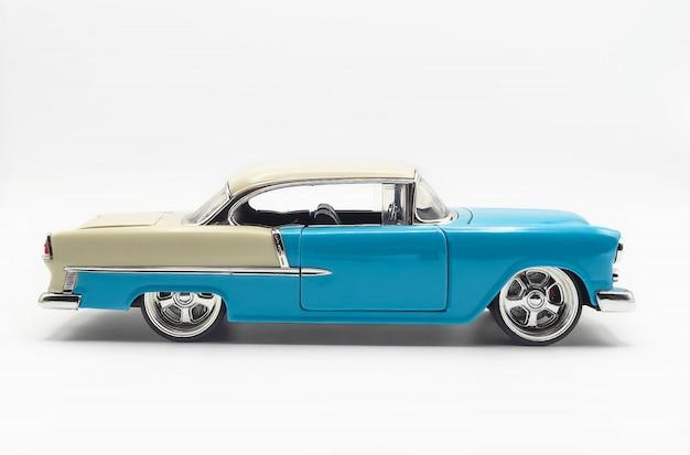 Miniatuur amerikaanse auto van collectie