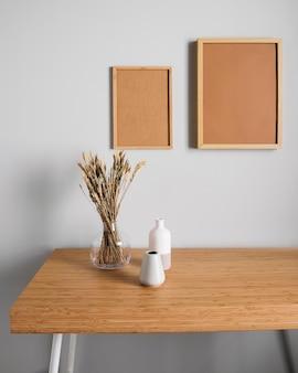 Minimaal interieurdesign