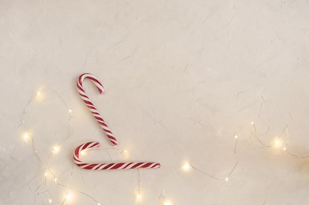 Minimaal kerstconcept