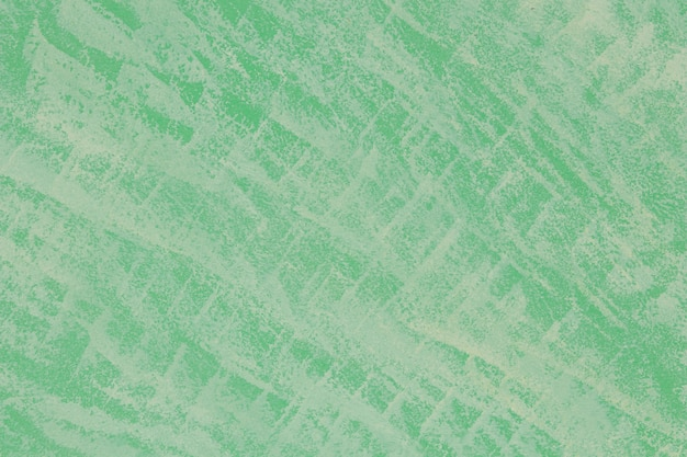 Minimaal monochroom groen behang