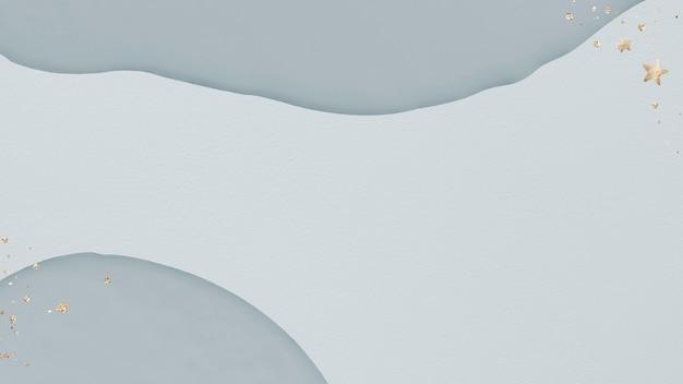 Minimale neutrale blauwe toon abstracte achtergrond