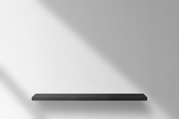 Minimale productachtergrond met natuurlijk licht