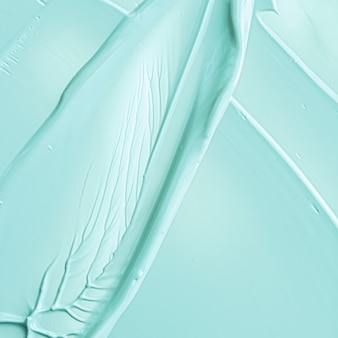 Mint cosmetische textuur achtergrond make-up en huidverzorging cosmetica crème product luxe schoonheid merk hol ...