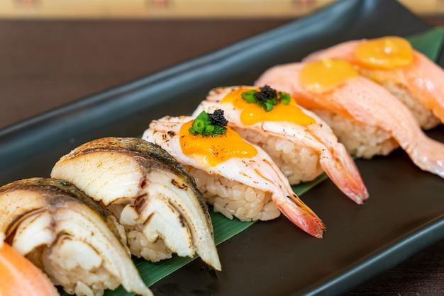 Mix sushi set