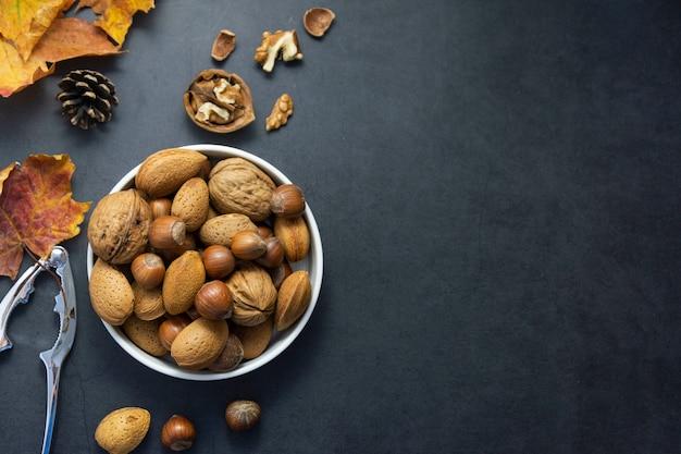 Mix van noten