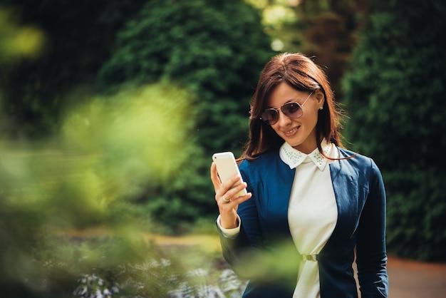 Mobiel buiten gebruiken