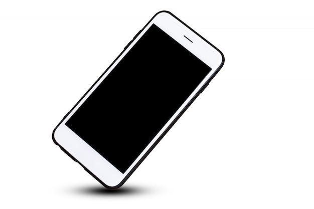 Mobiele smartphone of telefoonontwerp 3d