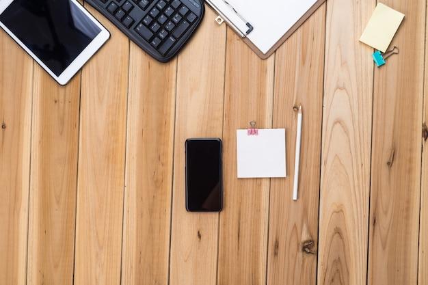 Mobile en een notitie