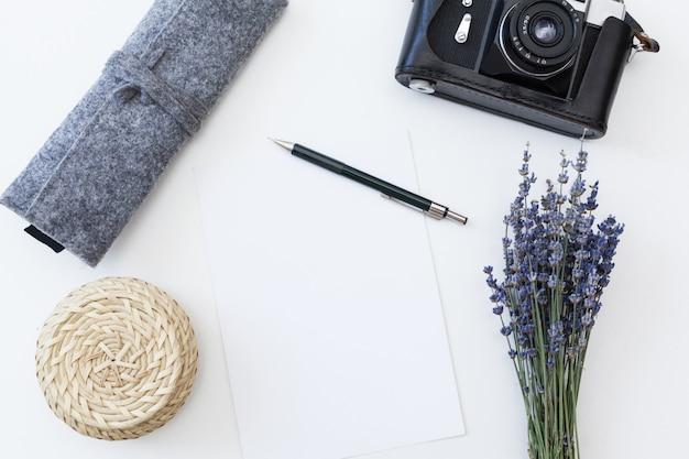 Mock-up voor grafisch ontwerpers