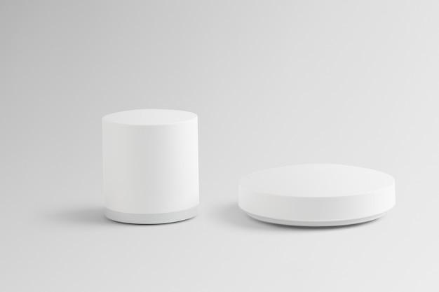 Mockup digitaal apparaat voor draadloze luidsprekers