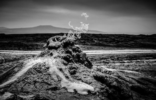 Moddervulkanen van gobustan