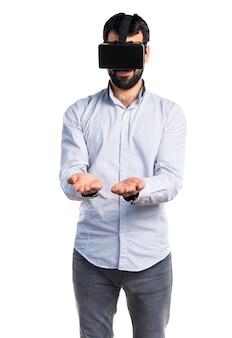 Mode volwassen headset ruimte spel