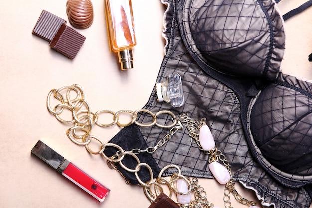 Mode vrouw spullen