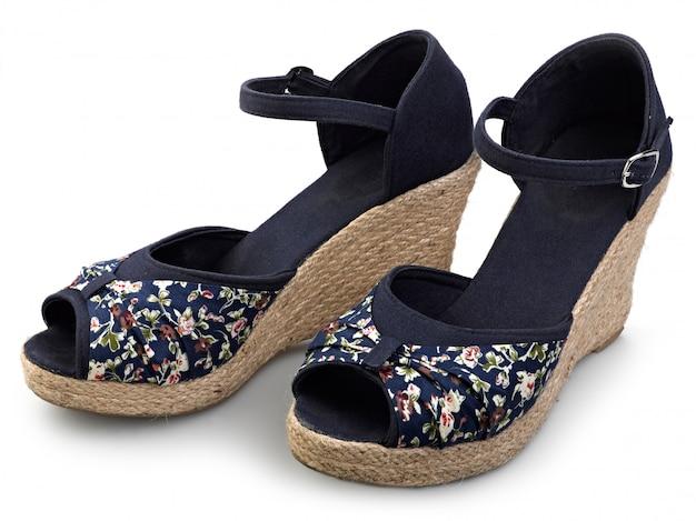 Mode vrouwelijke schoenen