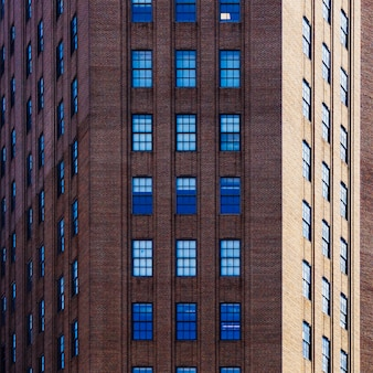 Modern appartementencomplex