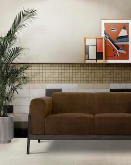 Modern café-interieur