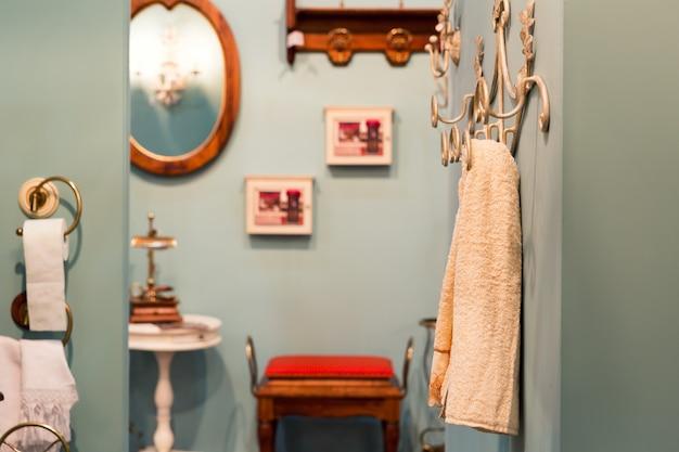 Modern huis badkamersbinnenland