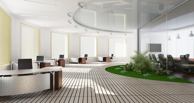 Modern interieur van kantoor